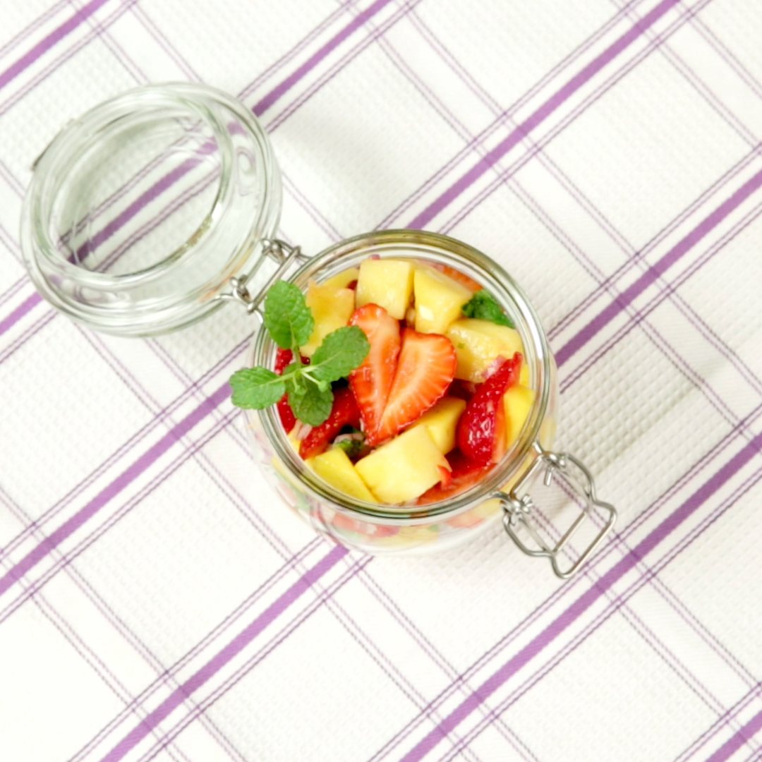 Hot Fruit Salad