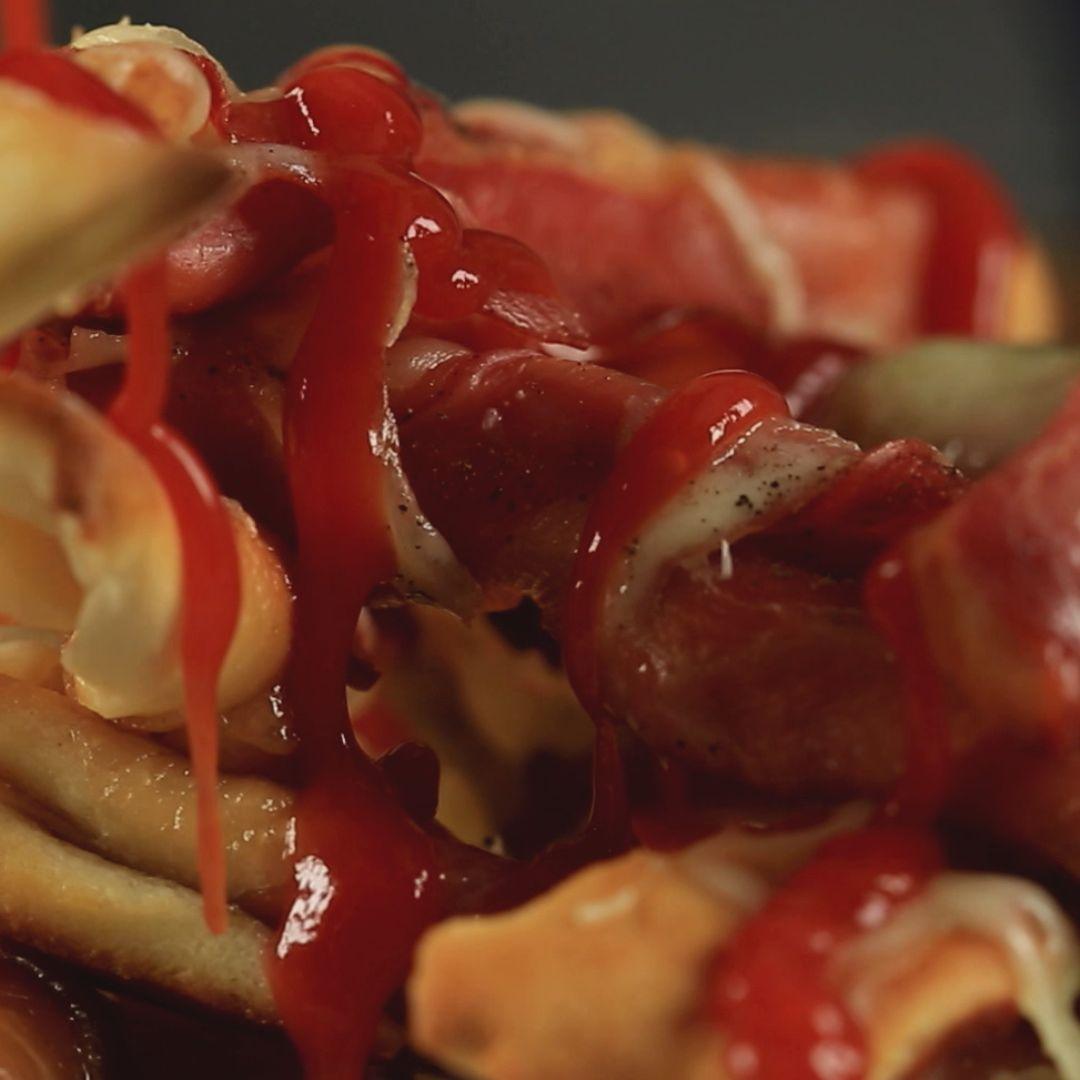 Prosciutto Mozzarella Sticks