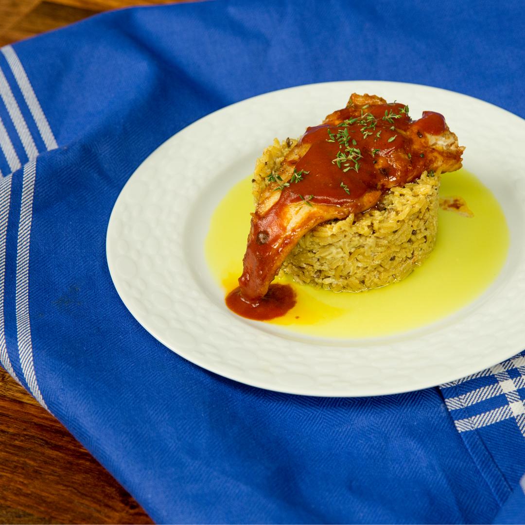 Pangasius in Tomato Sauce