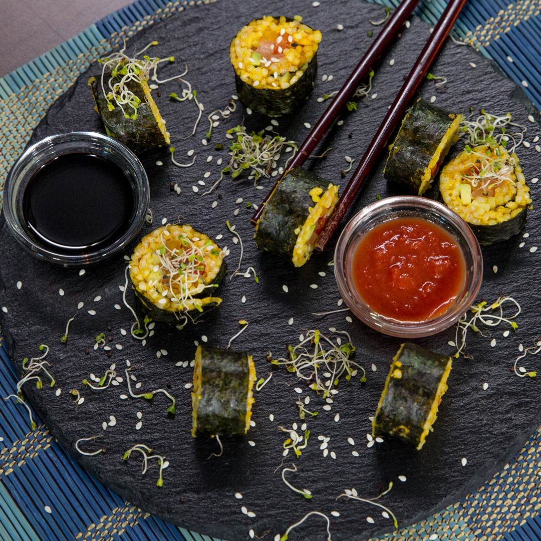 Yellow Sushi
