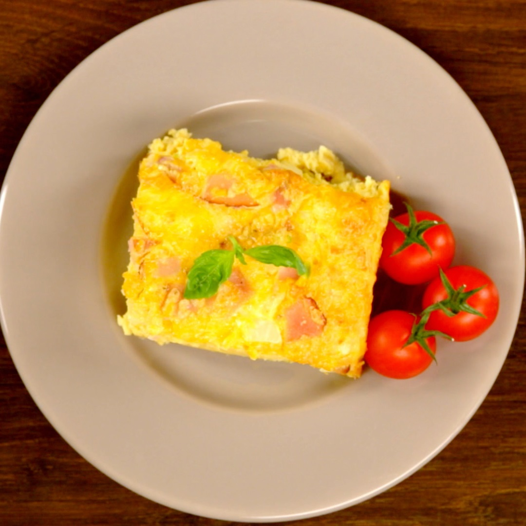 Egg and Cheese Pie