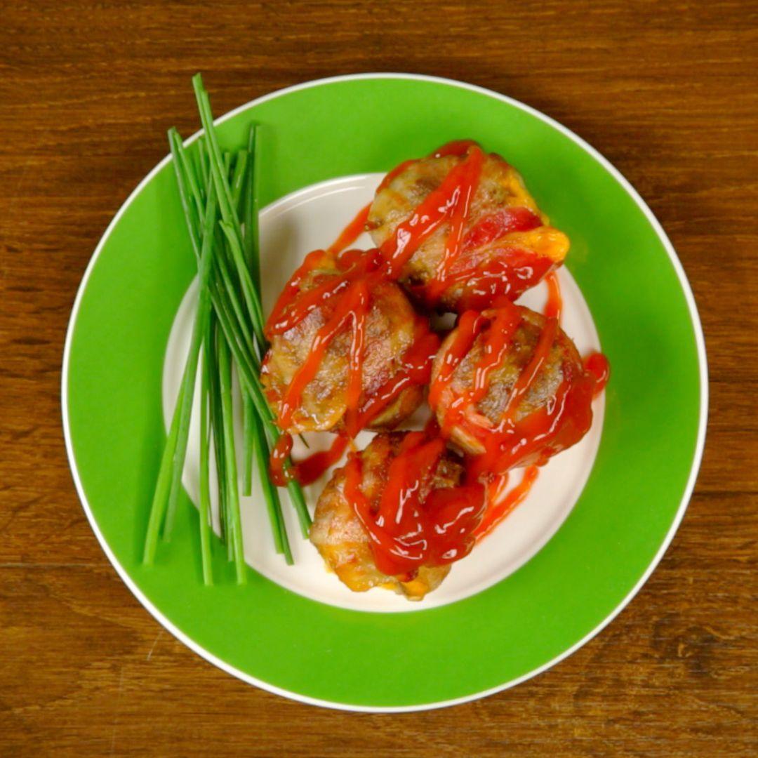 Teriyaki Chicken Meatballs - So Delicious