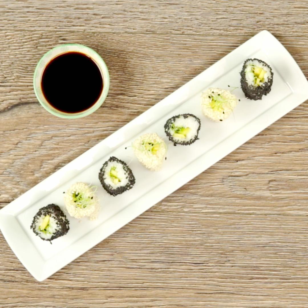 Mango Special Sushi