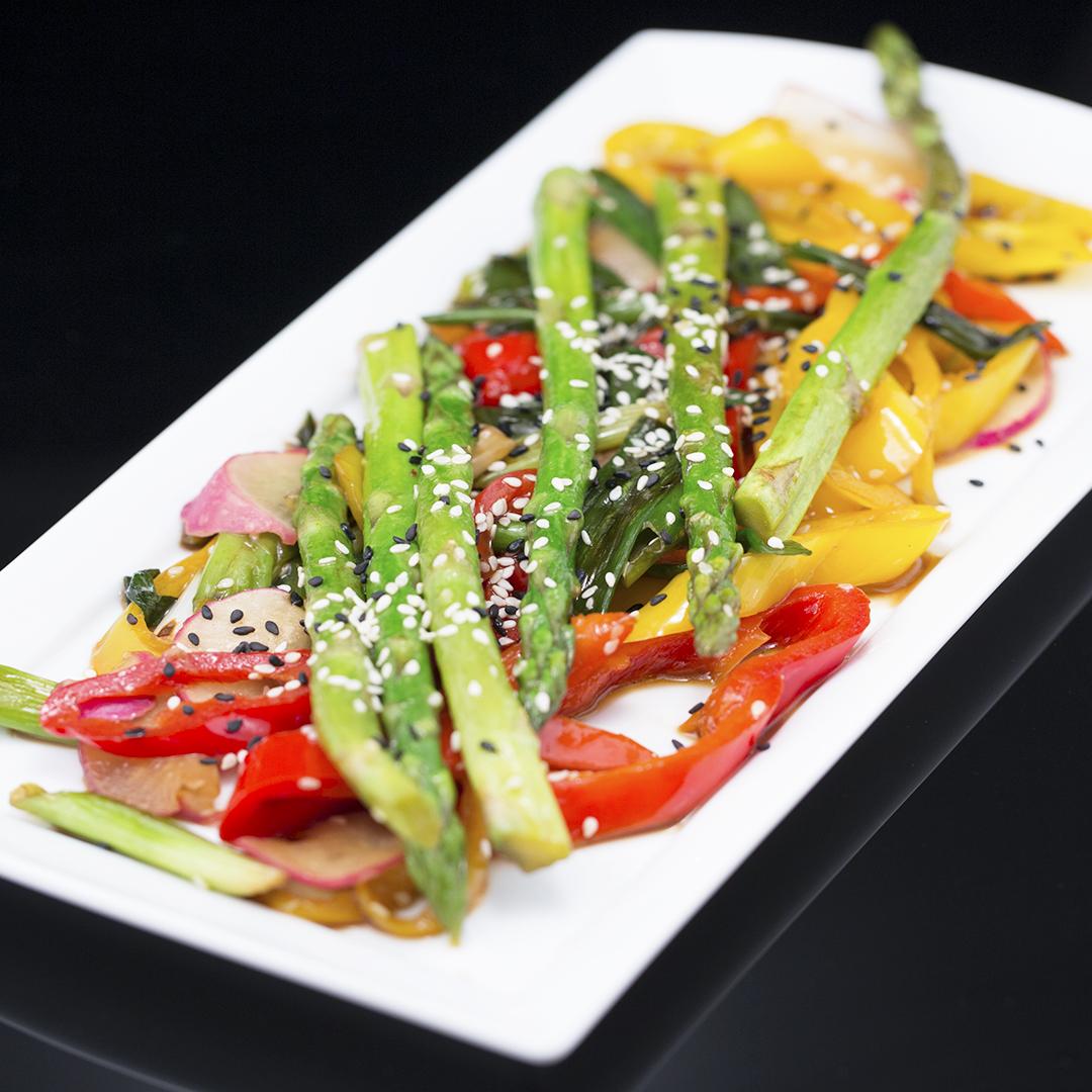 Asparagus Stir-Fry - So Delicious
