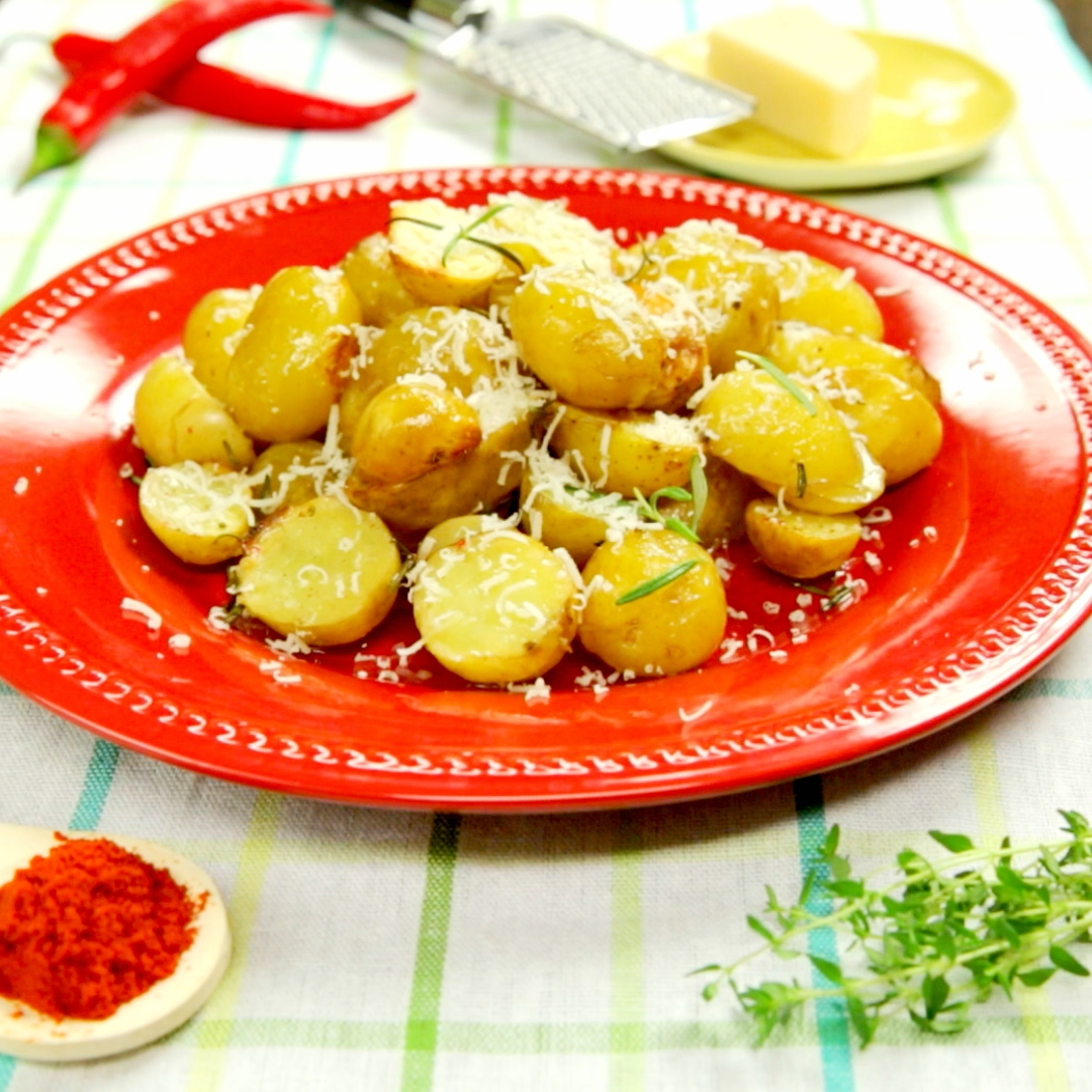 Rosemary Oven-Baked New Potatoes