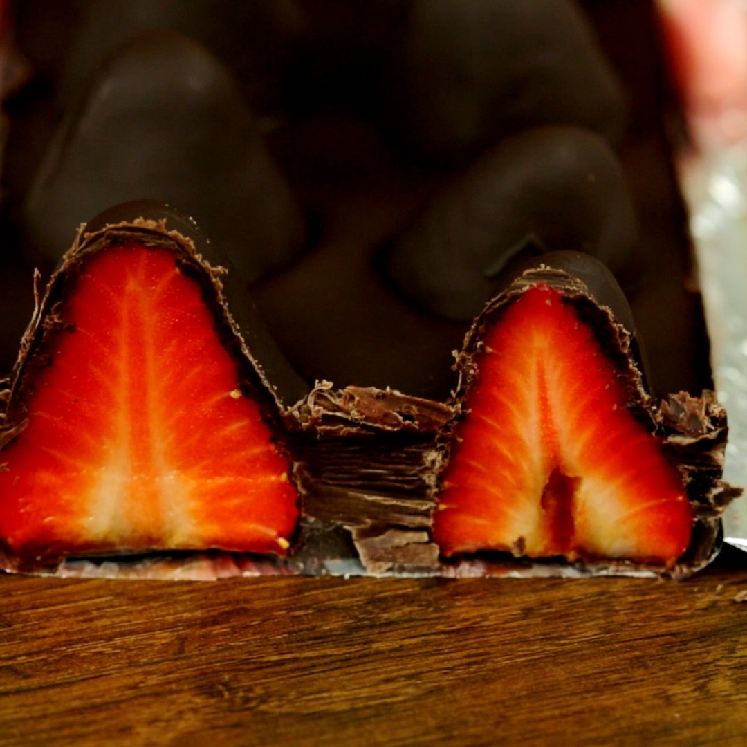 Fresh Strawberry Chocolate