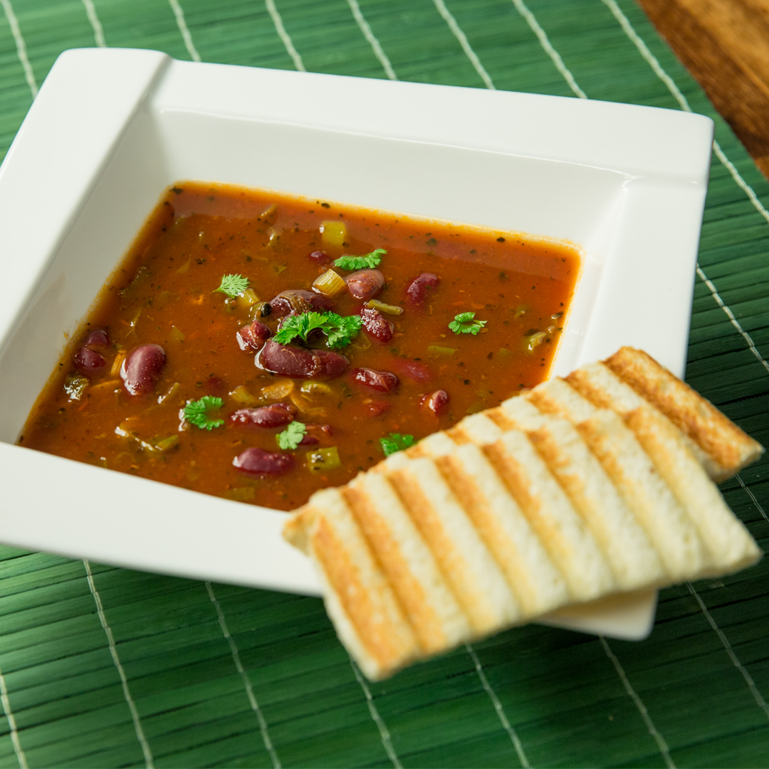 Tomato and Red Bean Soup