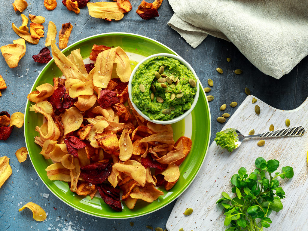 Baked Chips Ideas: 5 Veggies Worth a Chance
