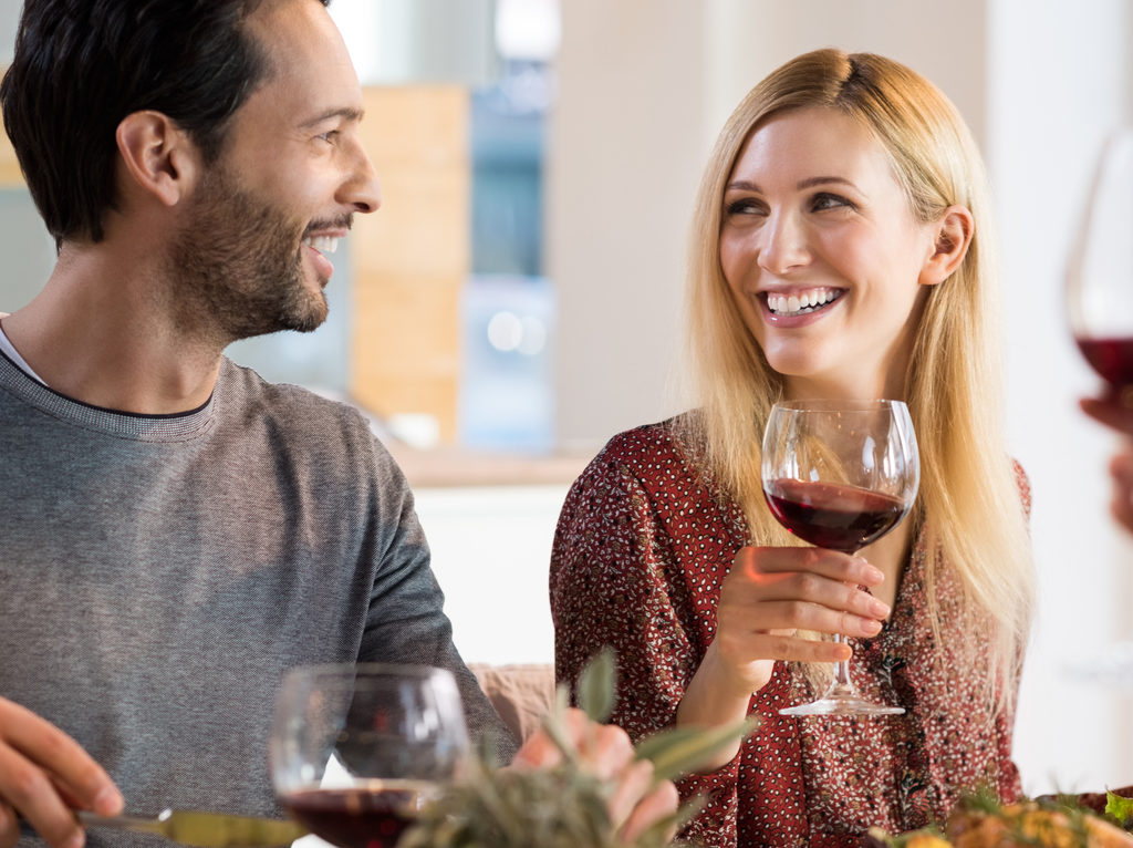 How Should You Drink Red Wine? A New Theory