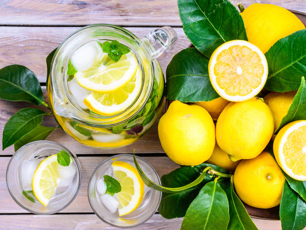 Myth or truth does lemon water help you lose weight ccuart Images