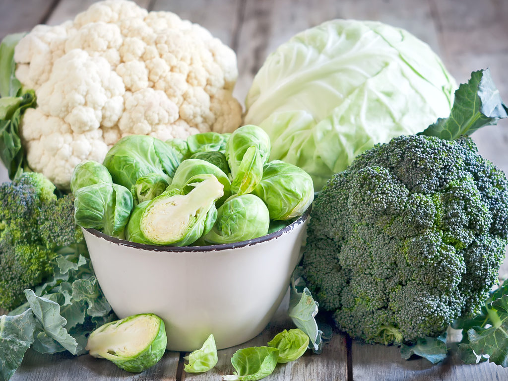 Cruciferous Vegetables or the Anti-Cancer Superhero Squad