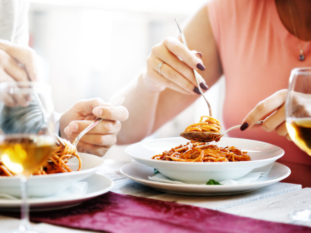 Good News: You Can Eat Pasta and Lose Weight!