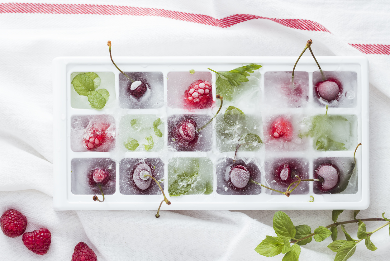 What Can You Do with an Ice Cube Tray? 10 Original Ideas