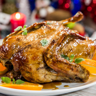 orange-flavored-roasted-duck