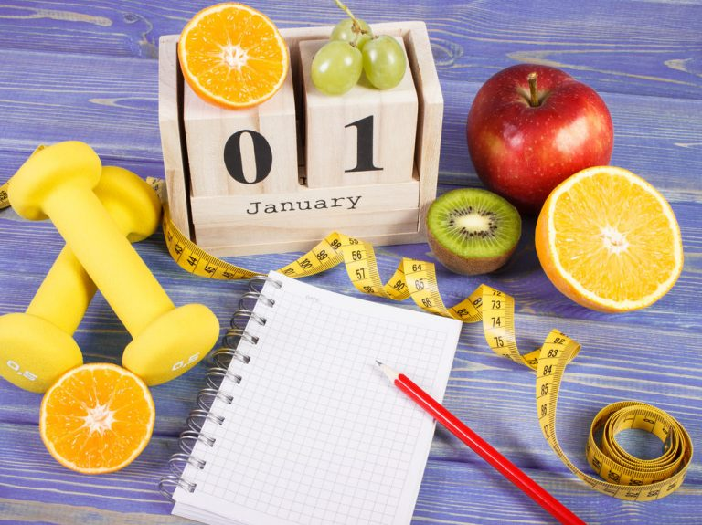 Food Resolutions: 10 Healthy Eating Ideas for 2018.