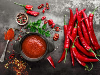 Eating Spicy Food: The Good, The Bad, and The Extremely Hot