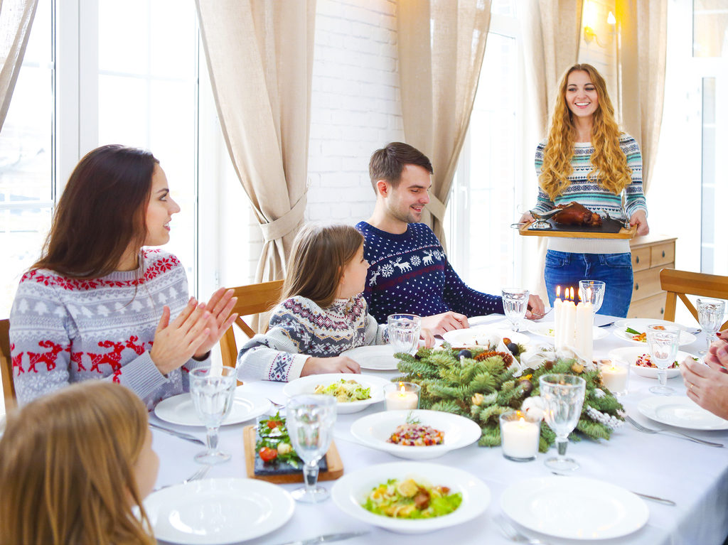 Tips for a Stress-Free Christmas Dinner.