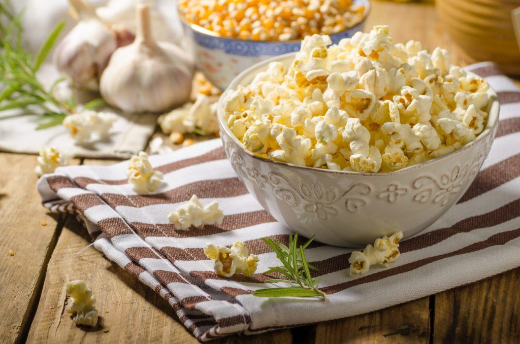 How To Make Healthy Popcorn 3 Ways -