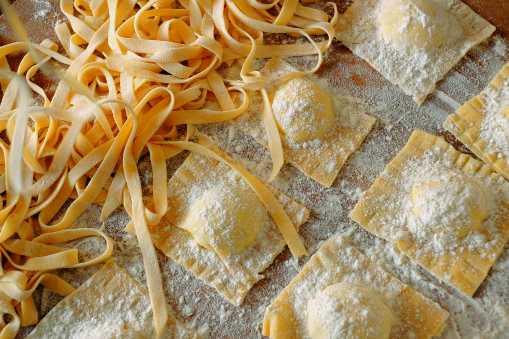 Fresh Pasta versus Dried Pasta: What's the Difference?