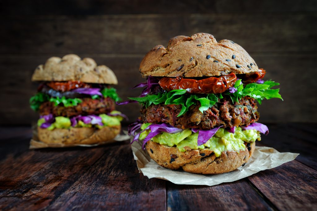 Healthy Burgers Do Exist! Here's How To Make Them at Home -