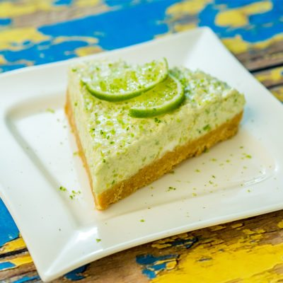 No-Bake Avocado Cheesecake
