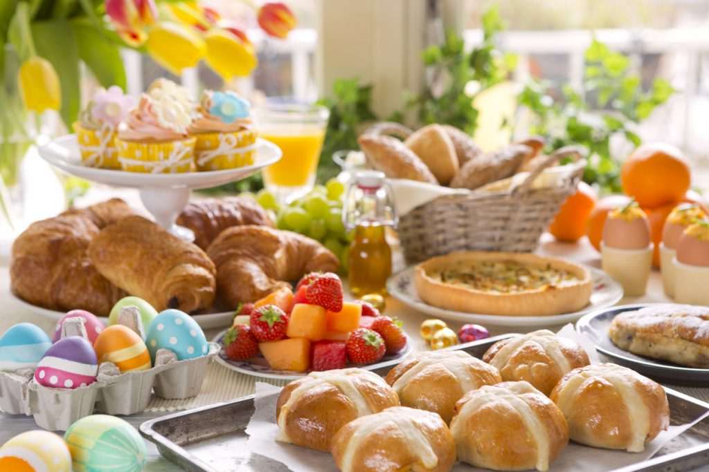 Easter Brunch Ideas. How to Make It Nice with a Bit of Effort -
