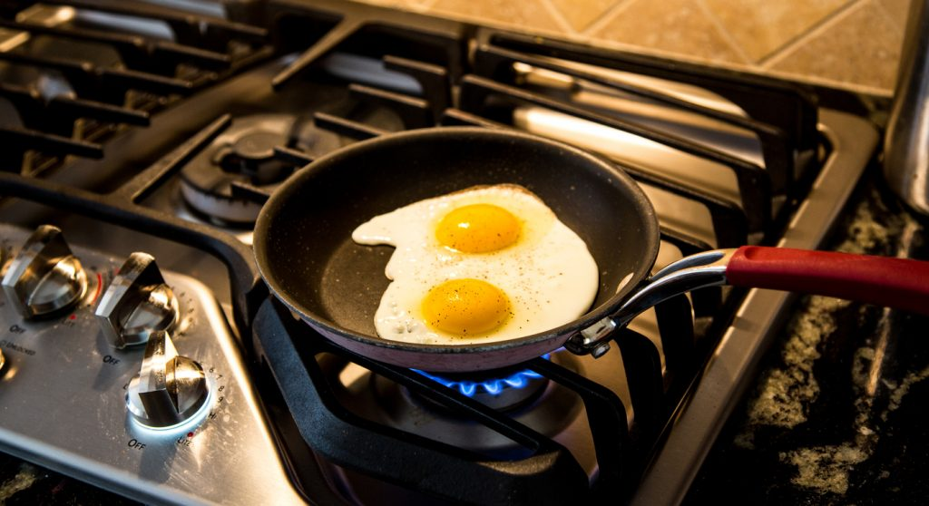 How to Cook Without Oil and Still Keep the Flavour -