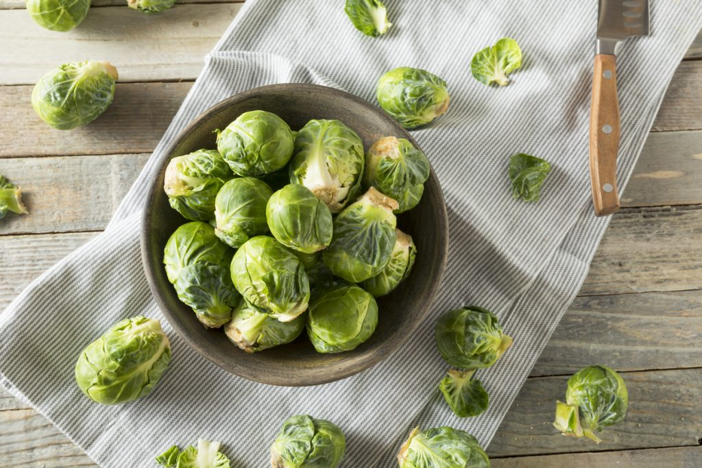 Take a Chance on Us and Cook with Brussels Sprouts