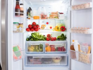 Organize your Fridge by Following These Rules