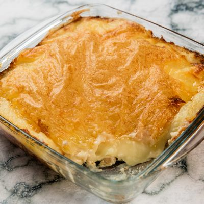Nile Perch Pie
