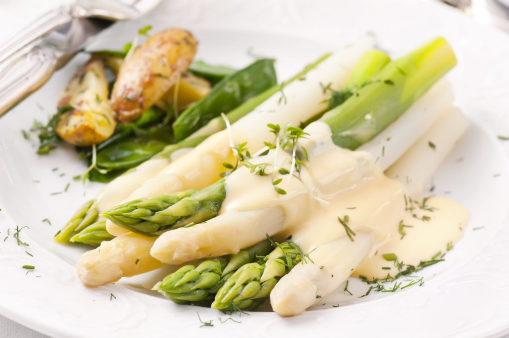The Kitchen Basics: Learn to Cook with Asparagus