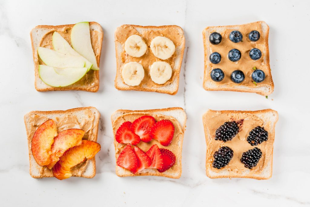 7 Ways to Make Your Peanut Butter and Jelly Sandwich Better