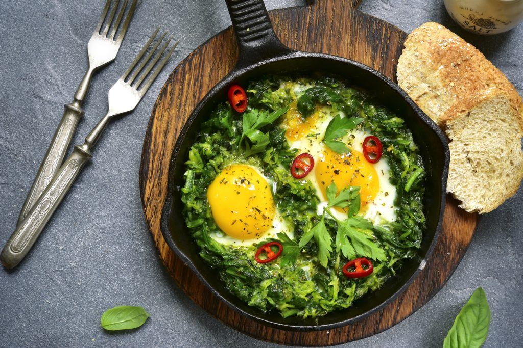 Perfect Shakshuka: What You Need to Pay Attention To