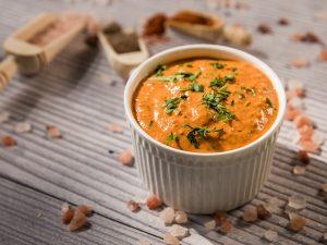 Homemade Romesco Sauce