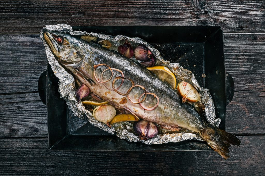 5 ways to cook fish so you don t get bored so delicious for Aromatic herb for fish
