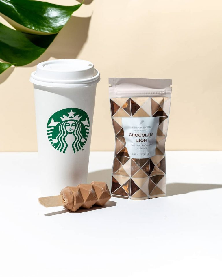 Starbucks Just Teamed Up With Dream Pops For What Could Be Their Newest Food Success
