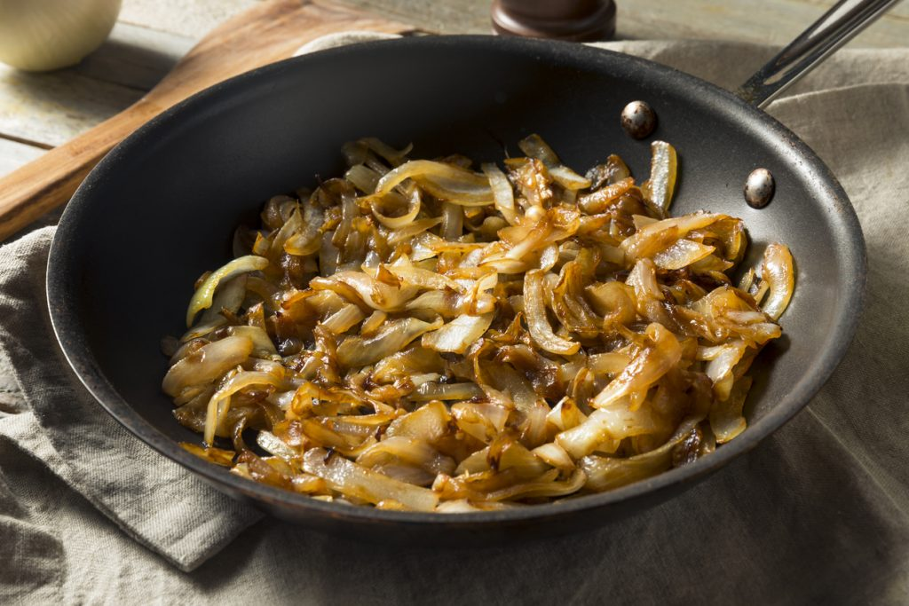 Use Caramelized Onions in These Dishes, for Tasty Results