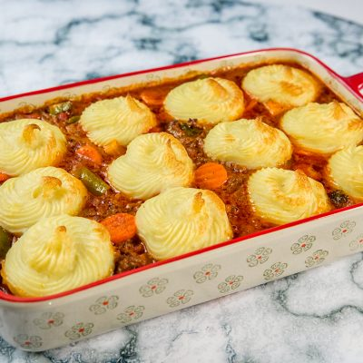 Easy to Make Shepherd's Pie