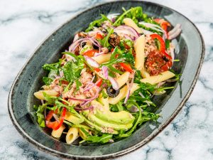 Tuna, Arugula and Pasta Salad