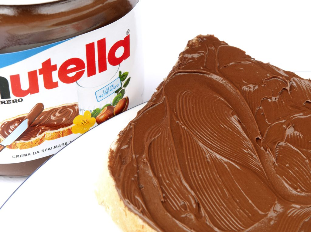 Dream Job Alert! Ferrero is Hiring Nutella Taste Testers