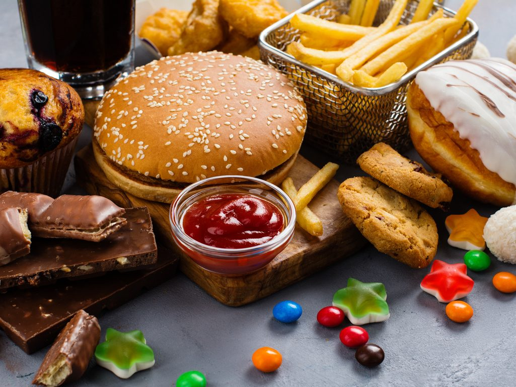 Unhealthy Food 10 Items To Limit In Your Menu