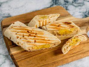 Cheesy Banana Roll