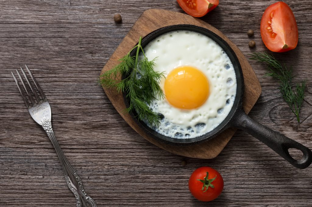 Need a Boost? Here Are the High-Protein Foods to Turn To -